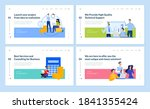 web page design templates... | Shutterstock .eps vector #1841355424