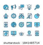 seo target analytics management ... | Shutterstock .eps vector #1841485714