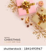 merry christmas and happy new... | Shutterstock .eps vector #1841493967