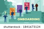 this colorful illustration... | Shutterstock .eps vector #1841673124