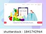 diet healthy nutrition from... | Shutterstock .eps vector #1841742964