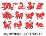 Chinese Horoscope Animal...