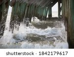 Under The Fishing Pier With...