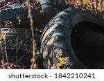 Illegal Dumping Of Tires In...