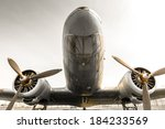 An Old Obsolete Aircraft...
