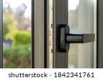 Aluminum Window Detail. Metal...