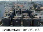 Black Pvc Water Storage Tanks...