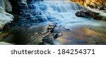 winter landscape | Shutterstock . vector #184254371