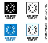 """auto safety shut off""... 