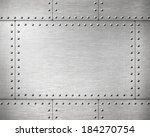 Metal Plates With Rivets...
