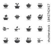 cooking instruction vector... | Shutterstock .eps vector #1842742417