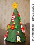 Christmas Tree Toy Handmade...