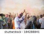 kiev  ukraine   july 21 ... | Shutterstock . vector #184288841