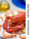 Small photo of American lobster