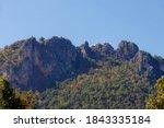 Uprisen Angle Of Big Mountain...