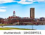 Boston University Bridge With...