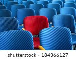 Red Seat As An Eyecatcher In...