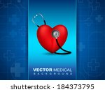 stethoscope with heart on...