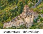 Ruins In Mystras  Also Mistras  ...
