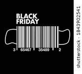 black friday shopping concept.... | Shutterstock .eps vector #1843902541