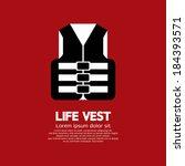 Life Vest Vector Illustration
