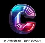 Infinity Light Neon Font....