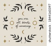 """you are all kinds of amazing""... 