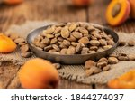 Some Shelled Apricot Kernels As ...