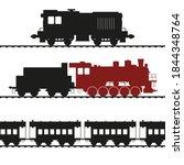 Old Locomotives  Shunting...
