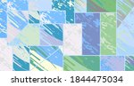 abstract collage asymmetric...   Shutterstock .eps vector #1844475034