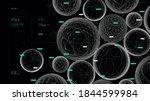 visualization of information... | Shutterstock .eps vector #1844599984