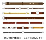 Belts Strap And Buckles Set ...