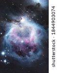 Orion Nebula Space Photography...