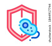 safeguard healthcare bacteria... | Shutterstock .eps vector #1844917744