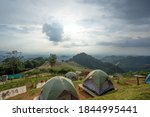 Camping Area View See Mist Sri...