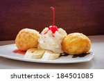 Fried Ice Cream And Whipped...