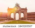 """Arch Of Triumph """"les Arcades Du ..."""
