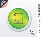 file presentation icon....