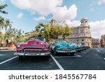 November 26  2019  Havana  Cuba....