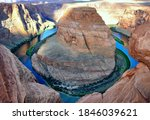 Horseshoe Bend  Meander Of The...