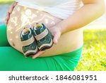 Unrecognnizable Pregnant Woman...