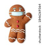 Classic Gingerbread Cookie Man...