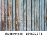 old wood wall background... | Shutterstock . vector #184632971