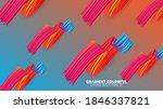 color brushstroke oil or... | Shutterstock .eps vector #1846337821