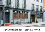 Small photo of LONDON,ENGLAND- MAR 26: The Groucho Club on March 26th 2014 in London, England. The Groucho club is renowned in London as a membership only club that attracts people from the arts and media.