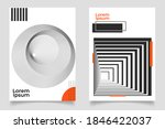 set of abstract creative...   Shutterstock .eps vector #1846422037
