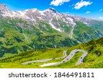 grossglockner high alpine road  ... | Shutterstock . vector #1846491811