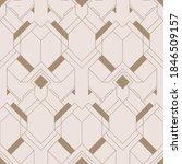 vector modern geometric tiles... | Shutterstock .eps vector #1846509157