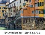 Florence Ponte Vecchio Bridge...