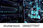 big data technology  digital... | Shutterstock . vector #1846577047